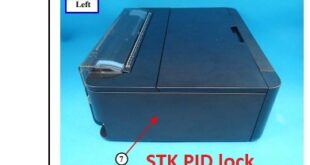 Epson XP 15000 15010 15080 STK PID lock errors